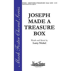 Joseph Made A Treasure Box