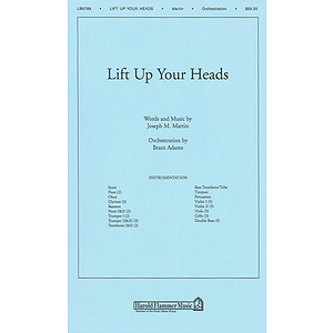Lift Up Your Heads (from Journey of Promises)