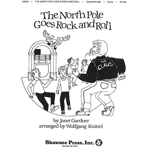 The North Pole Goes Rock and Roll