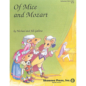 Of Mice and Mozart Performer Part