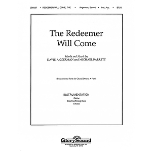 The Redeemer Will Come