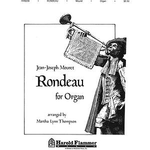 Rondeau Organ Solo
