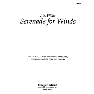 Alec Wilder: Serenade For Winds