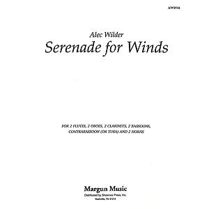 Alec Wilder: Serenade For Winds