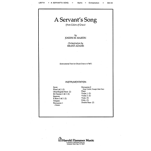 A Servant's Song (from Colors of Grace)