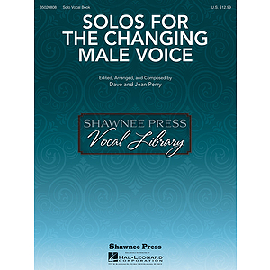 Solos for the Changing Male Voice