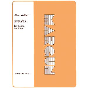 Alec Wilder: Sonata For Clarinet And Piano