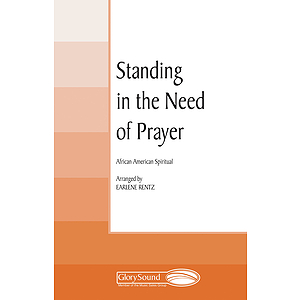 Standing in the Need of Prayer SAT(B)