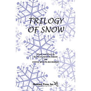 Trilogy of Snow SATB