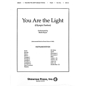 You Are the Light/Olympic Fanfare Orchestra