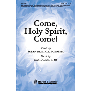 Come, Holy Spirit, Come!