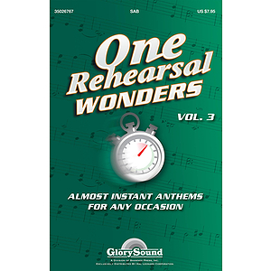 One Rehearsal Wonders - Volume 3