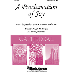 A Proclamation of Joy
