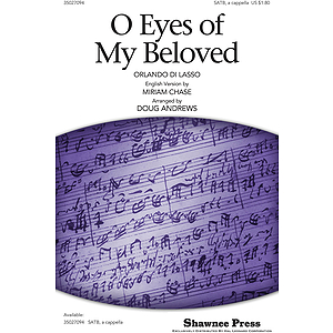 O Eyes of My Beloved