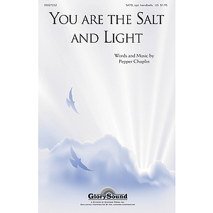 You are the Salt and Light