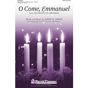 O Come, Emmanuel (from The Voices of Christmas)