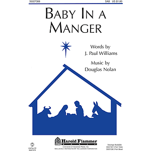 Baby in a Manger