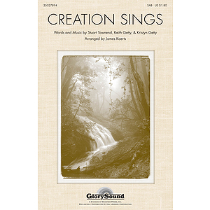 Creation Sings the Father's Song