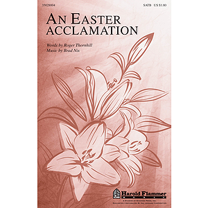 An Easter Acclamation