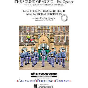 The Sound of Music (Pre-opener)
