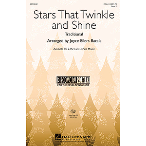 Stars That Twinkle and Shine