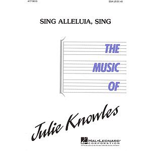 Sing Alleluia, Sing