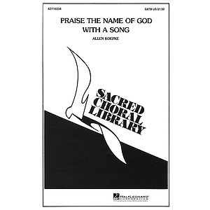 Praise the Name of God with a Song