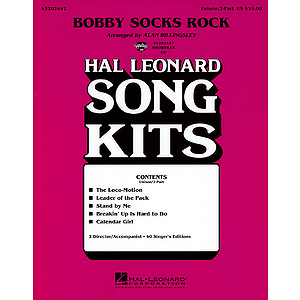 Bobby Socks Rock (Song Kit)