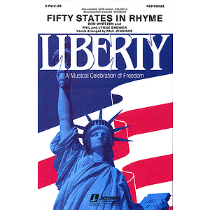 Fifty States in Rhyme