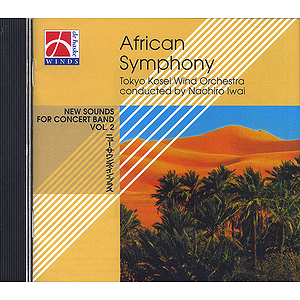 African Symphony Cd