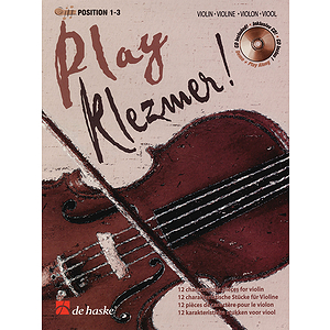 Play Klezmer! Violin