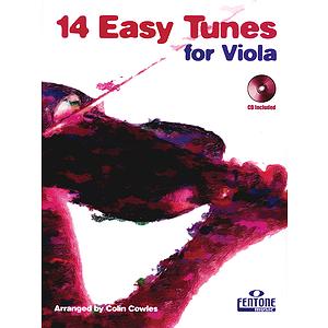 14 Easy Tunes for Viola