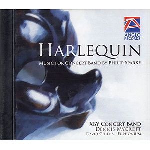 Harlequin - New Wind Band Music from Philip Sparke