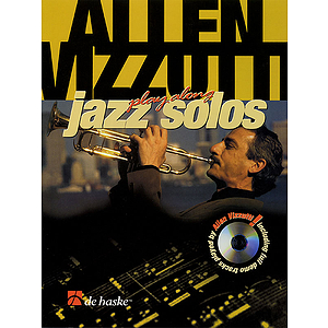 Allen Vizzutti - Play Along Jazz Solos