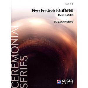 Five Festive Fanfares
