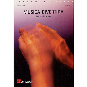 Mosica Divertida for Alto Saxjazz Ensemble and Band