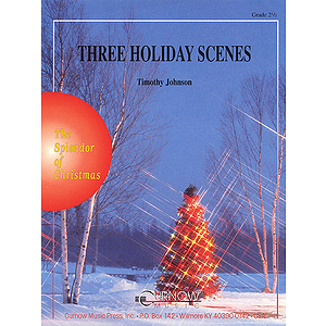 Three Holiday Scenes