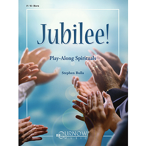 Jubilee! - Play-Along Spirituals