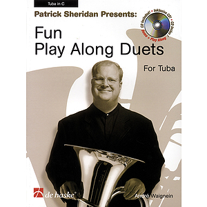 Patrick Sheridan Presents - Fun Play Along Duets