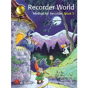 Recorder World - Book 3