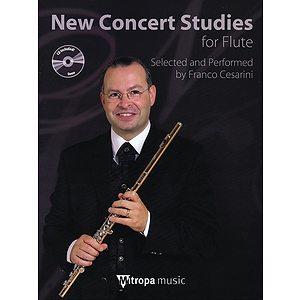 New Concert Studies for Flute