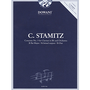 Stamitz: Concerto No. 3 in B-Flat Major