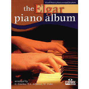 The Elgar Piano Album