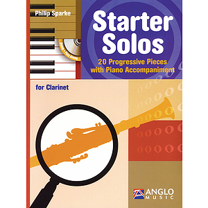 Starter Solos for Clarinet