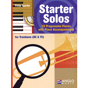 Starter Solos for Trombone (BC & TC)