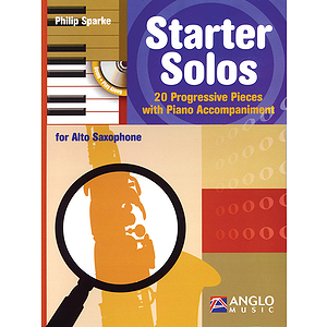 Starter Solos for Alto Sax