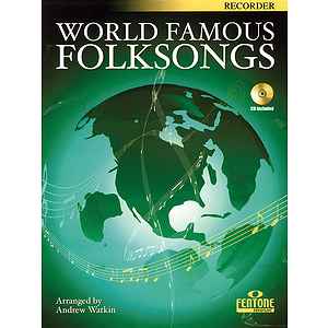 World Famous Folksongs