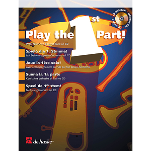 Play the 1st Part! - Bb Clarinet