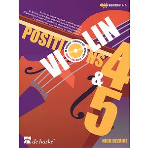 Violin Positions 4 & 5