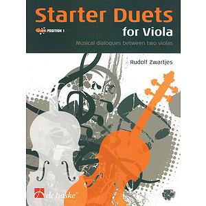 Starter Duets for Viola